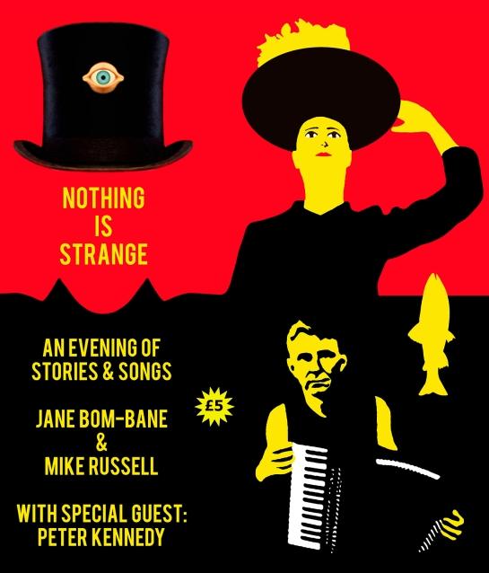 strange stories gig
